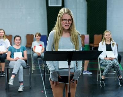Actors workshops teens illinois